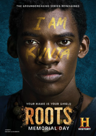 Roots Part 1 2016 BluRay 999MB Hindi Dual Audio 720p Watch Online Full Movie Download bolly4u