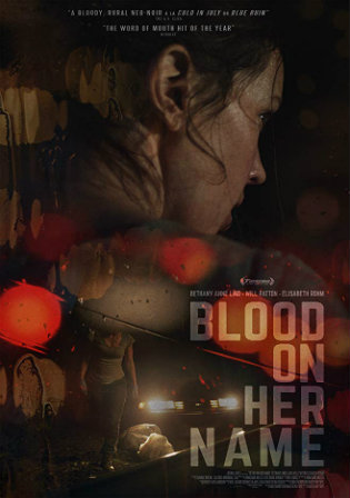 Blood on Her Name 2019 HDRip 270Mb English 480p ESub Watch Online Free Download bolly4u