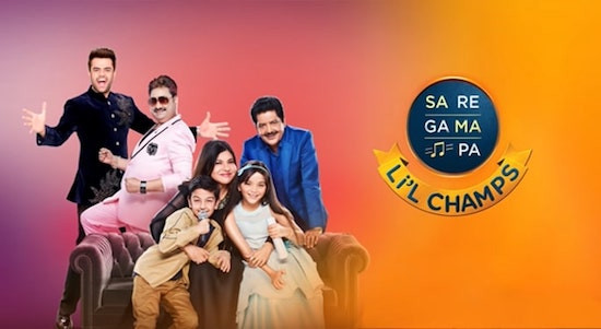 Sa Re Ga Ma Pa Lil Champs HDTV 480p 200MB 01 March 2020 Watch Online Full Movie Download bolly4u
