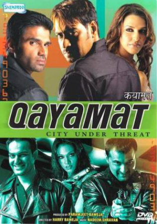 Qayamat 2003 WEBRip 1GB Full Hindi Movie Download 720p Watch Online Free bolly4u