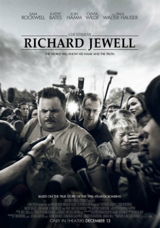 Richard Jewell 2019 WEB-DL 999Mb English 720p ESub Watch Online Full Movie Download bolly4u