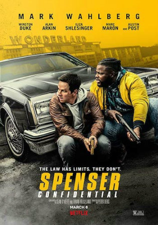 Spenser Confidential 2020 HDRip 950Mb English 720p ESub Watch Online Full Movie Download bolly4u