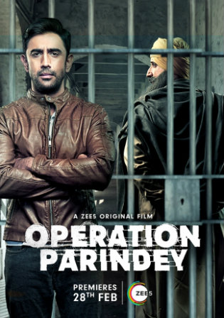 Operation Parindey 2020 WEB-DL 350Mb Hindi 720p Watch Online Full Movie Download bolly4u