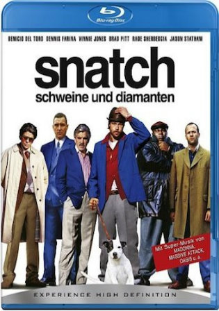 Snatch 2000 BluRay 900MB Hindi Dual Audio 720p Watch Online Full Movie Download Bolly4u