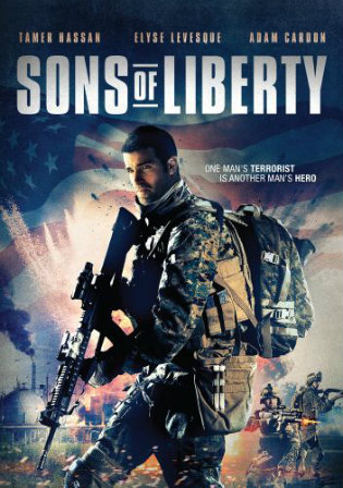 Sons Of Liberty 2013 WEB-DL 300Mb Hindi Dual Audio 480p Watch Online Full Movie Download bolly4u
