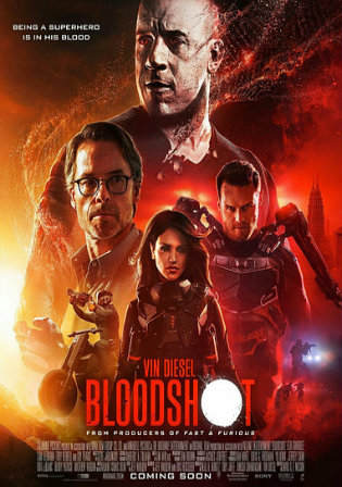 Bloodshot 2020 WEB-DL 850MB Hindi Dual Audio 720p Watch Online Full Movie Download bolly4u