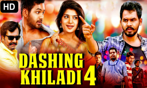 Dashing Khiladi 4 2020 HDRip 800Mb Hindi Dubbed 720p Watch Online Full Movie Download bolly4u