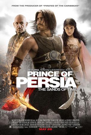 Prince of Persia – The Sands of Time 2010 Hindi BluRay 720p & 480p Dual Audio [ हिंदी + English] | Full Movie