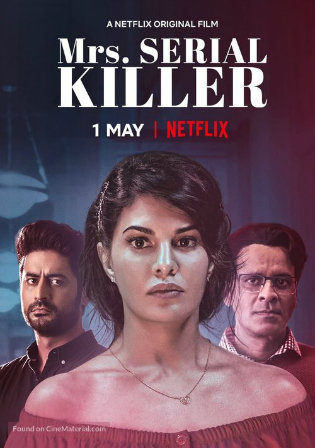 Mrs Serial Killer 2020 WEB-DL 750MB Full Hindi Movie Download 720p Watch Online Free bolly4u
