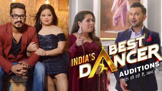 Indias Best Dancer HDTV 480p 200MB 13 September 2020 Watch Online Free Download bolly4u
