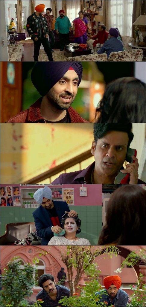 Suraj Pe Mangal Bhari (2020) Hindi WEB-DL 480p, 720p & 1080p | GDRive 1