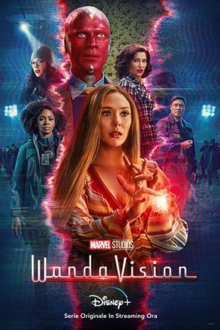 WandaVision (Season 1) WEB-DL [English DD5.1] 1080p 720p & 480p [x264/10Bit HEVC] ESubs HD | [Episode 4 Added]