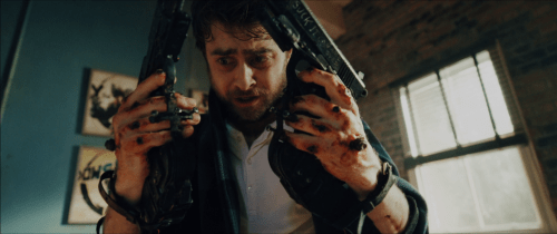 Download Guns Akimbo 2019 Hindi HDRip Full Movie Free