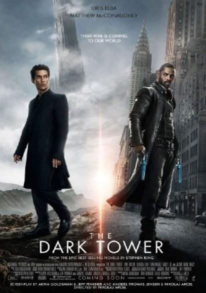 The Dark Tower (2017) BluRay Dual Audio [Hindi (ORG DD2.0) & English] 1080p 720p 480p x264 HD