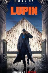 Lupin (Season 1) WEB-DL Dual Audio [Hindi DD5.1 & English] 1080p 720p & 480p