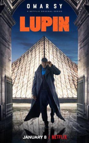 Lupin (Season 1) WEB-DL Dual Audio [Hindi DD5.1 & English] 1080p 720p & 480p x264/10Bit HEVC [ALL Episodes] | NF Series
