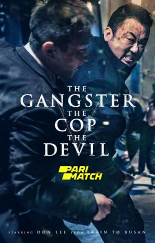 The Gangster, The Cop, The Devil (2019) Hindi WEB-DL 720p Dual Audio [Hindi (Dubbed) + Korean] HD | Full Movie