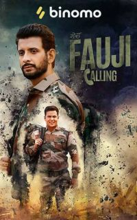 Fauji Calling (2021) Hindi HQ PRE-DVD 1080p 720p & 480p x264 [HD-CamRip]