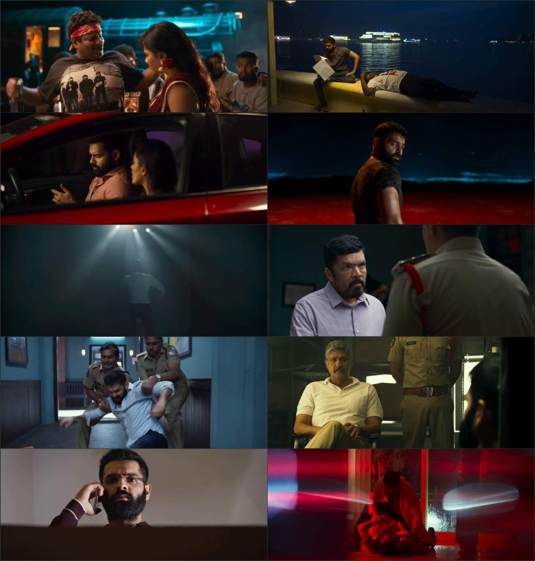 Download Red (2021) Hindi Unofficial Dubbed Movie WEB - DL