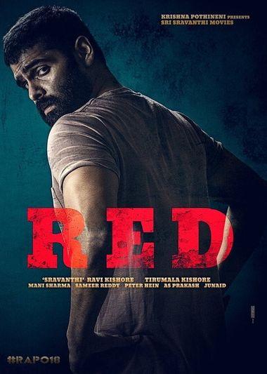 Red (2021) UNCUT WEB-DL Dual Audio Esubs [Hindi (Fan Dub) & Telugu (ORG)] 720p & 480p x264 HD