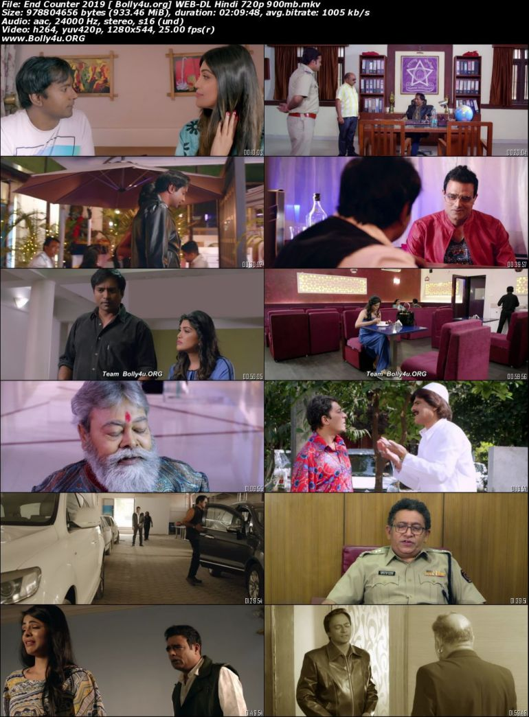 End Counter 2019 WEB-DL 900Mb Hindi Movie Download 720p