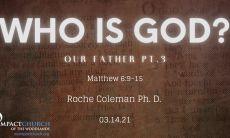 Who Is God pt.3