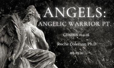 Angelic Warrior pt. 3