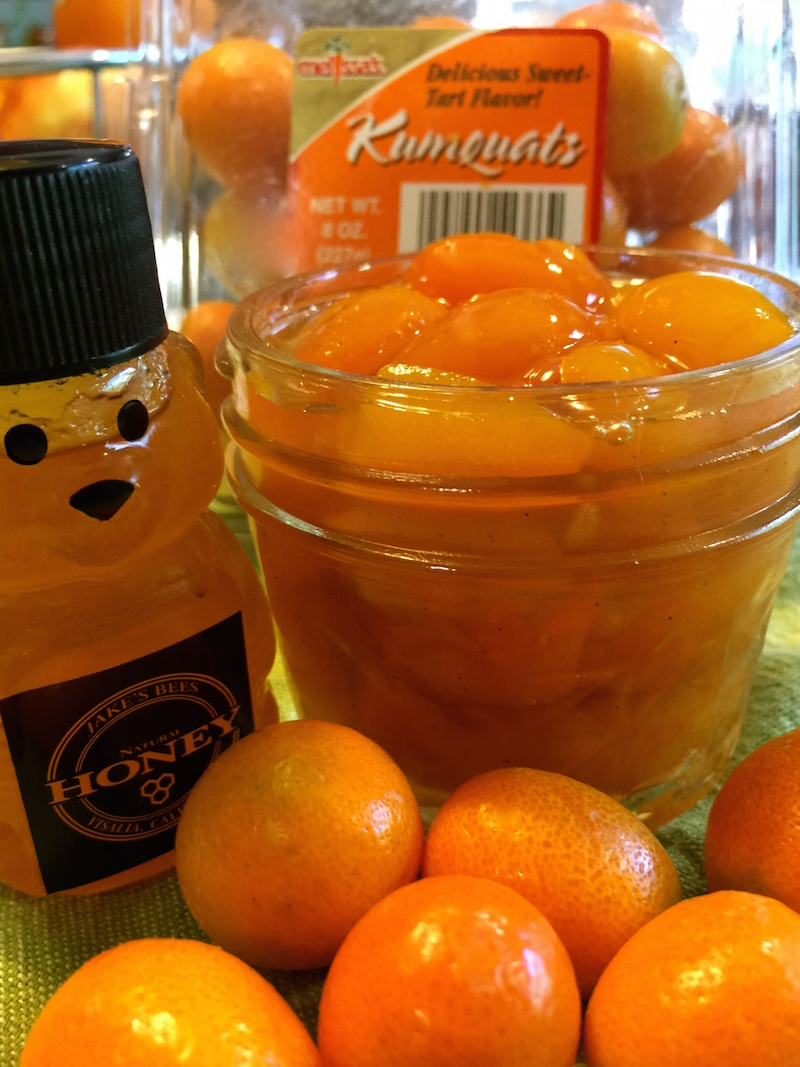 Kumquats in Honey Syrup   My Imperfect Kitchen Kumquats in Honey Syrup