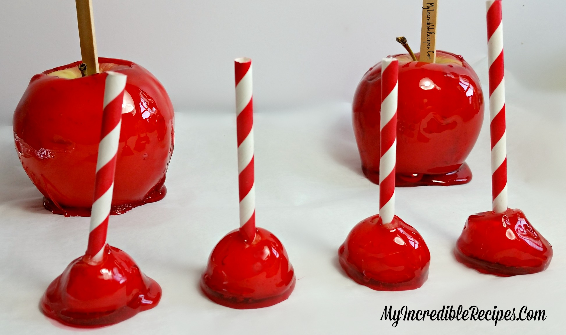 Mini Candy Apples