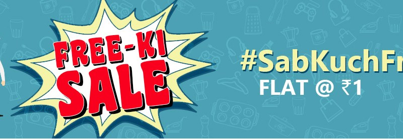 Shopclues Offer Sab Kuch Free
