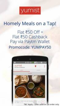 Yumist Food Offers