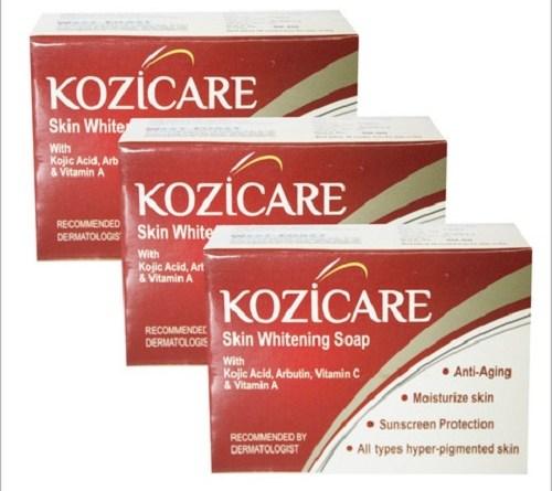 Kozicare Pack Of 3 Skin Whitening Soap