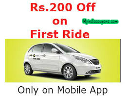 Taxi for sure coupon first ride delhi november