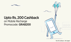 Paytm GRAB200 Coupon