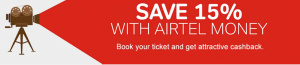 Bookmyshow Airtel Money1