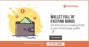 FREECHARGE 100ADD OFFER