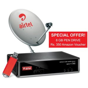 Amazon Airtel DTH