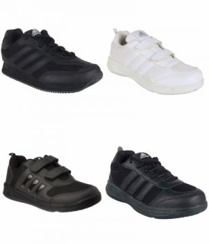 dac79b4a4729 Adidas Kids School Shoes