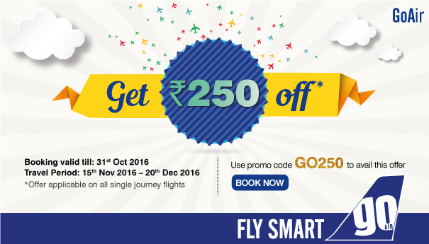 GOAIR Flight Booking