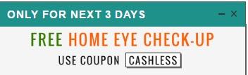 Free Eye Check