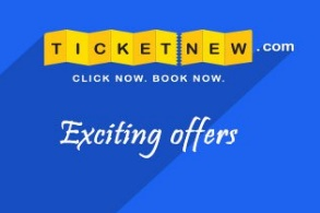TicketNew Coupons & Offers