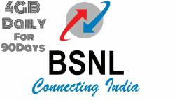 BSNL 444 Recharge Plan