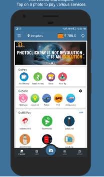 PhotoClickPay App