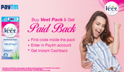 Paytm Veet Offer 6