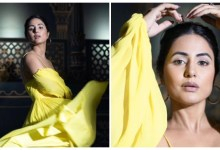 Photo of Seeing these photos of Hina Khan, you will also fall in love with the beauty of the actress
