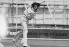 Photo of Team India's legendary spinner Bhagwat chandrasekhar