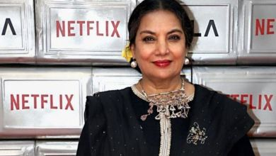 Photo of Fraud: Shabana Azmi found it expensive to order liquor online, thugs looted actress's money