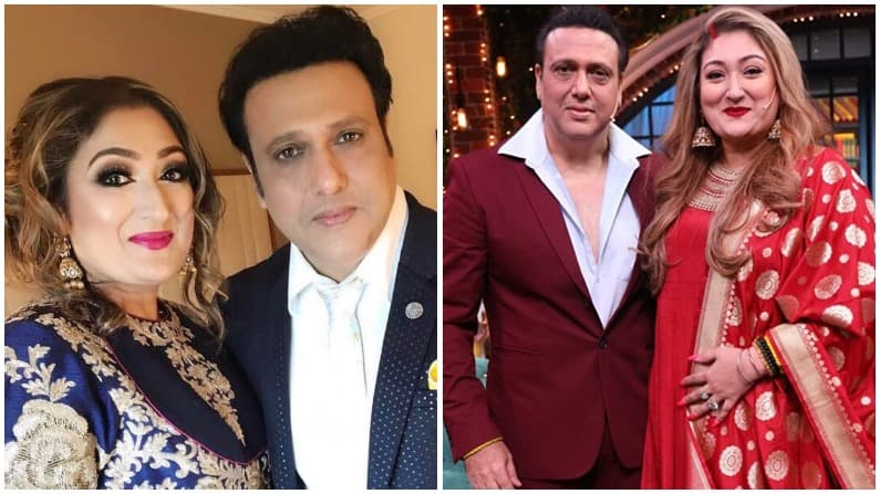 Love Story: Govinda did not like Sunita in one eye, later fell in love, then married twice, know the love story of both