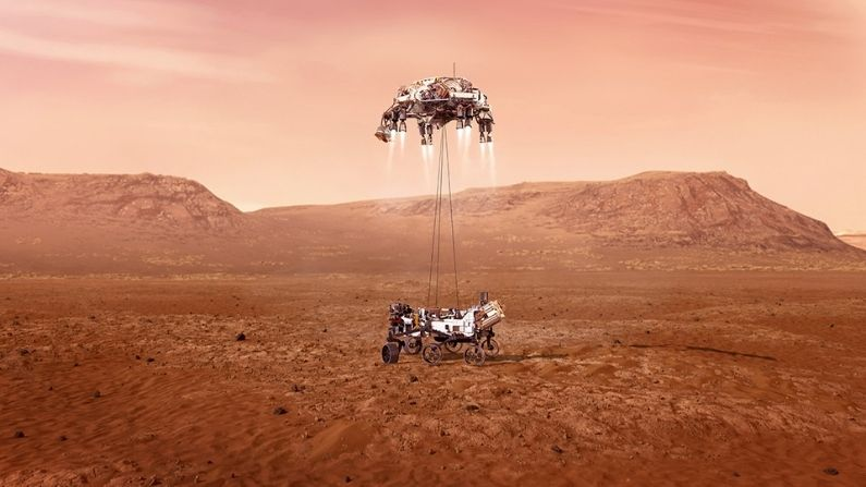 NASA's Perseverance rover completes 100 days on Mars, see amazing pictures revealing the 'secret' of the Red Planet