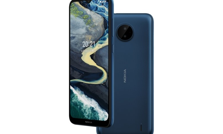 Photo of Nokia C20 Plus launched with Android 11 (Go Edition) and dual cameras, know the price
